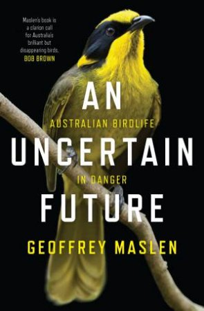 An Uncertain Future by Geoffrey Maslen