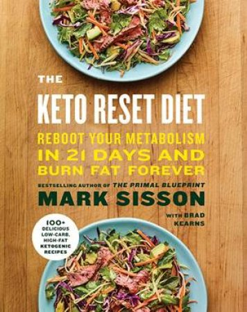 The keto reset diet by mark sisson 9781743794616 the keto reset diet by mark sisson malvernweather Choice Image