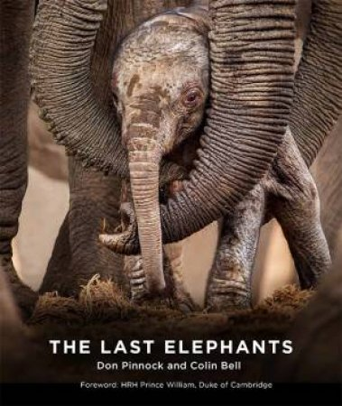 The Last Elephants by Colin Bell & Don Pinnock