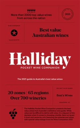Halliday Pocket Wine Companion 2021