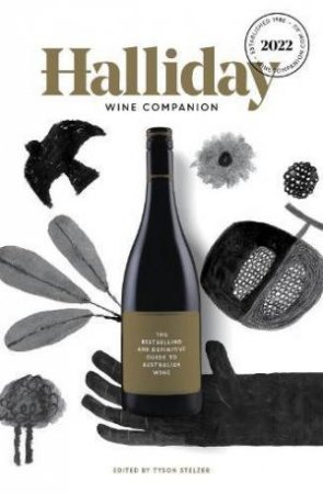 Halliday Wine Companion 2022 by James Halliday