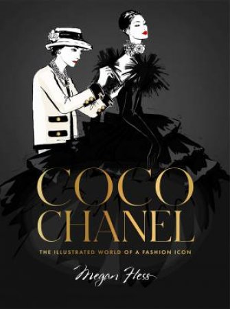 Coco Chanel Special Edition by Megan Hess