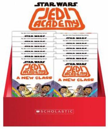 Star Wars Jedi Acadamy #4: A New Class 12 Copy Counter Pack by Jeffrey Brown