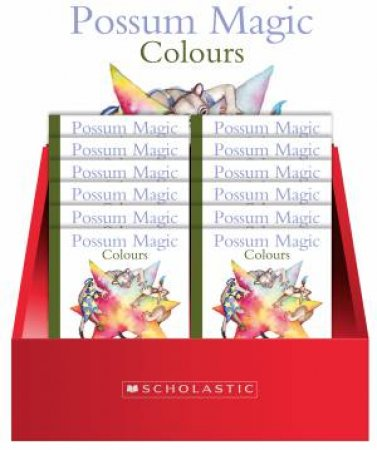 Possum Magic Colours 12 Copy Counter Pack