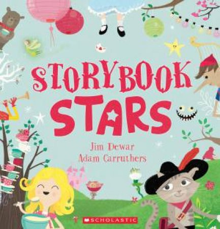 Storybook Stars by Jim Dewar
