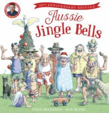 Aussie Jingle Bell  CDs 10th Anniversary Edition