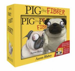 Pig The Fibber With Plush