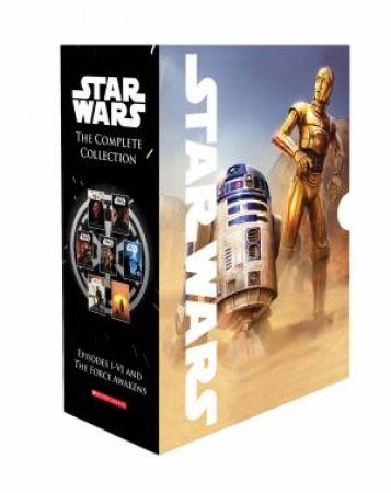 Star Wars Box Set 1-7