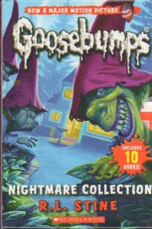 Goosebumps: Nightmare Collection