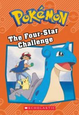 Pokemon: Four Star Challenge by Tracey West