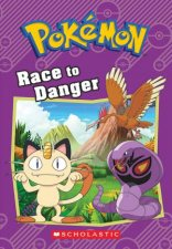 Pokemon: Race To Danger by Tracey West
