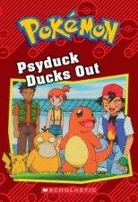 Pokemon Psyduck Ducks Out