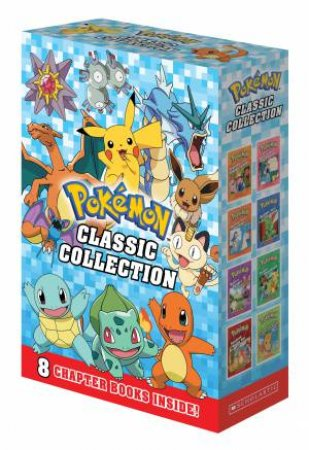 Pokemon Classic Collection (8 Book Boxed Set)