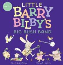 Little Barry Bilbys Big Bush Band  CD