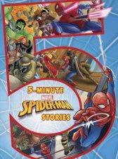 5 Minute SpiderMan Stories