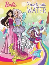 Barbie Paint With Water by Various