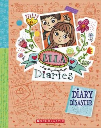 Diary Disaster by Meredith Costain
