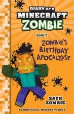 Zombies Birthday Apocalypse
