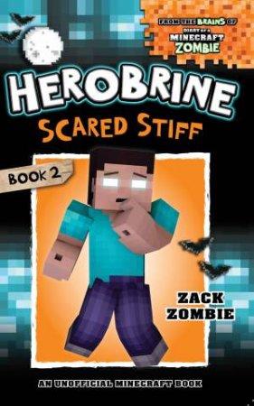 Herobrine Scared Stiff