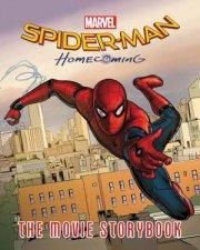 Marvel SpiderMan Homecoming The Movie Storybook