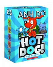 Hotdog!: Hot Bundle! by Anh Do