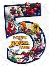 Spider Man 5 Minute Stories
