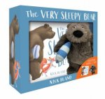 The Very Sleepy Bear Boxed Set With Mini Book And Plush