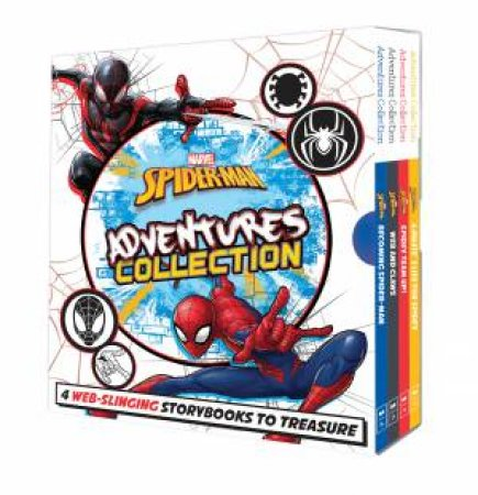 Spider Man: Adventures Collection by Various