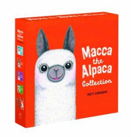 Macca The Alpaca Collection by Matt Cosgrove
