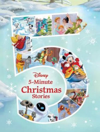 Disney Christmas 5 Minute Stories