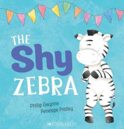 The Shy Zebra
