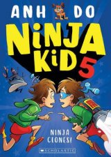 Ninja Clones by Anh Do