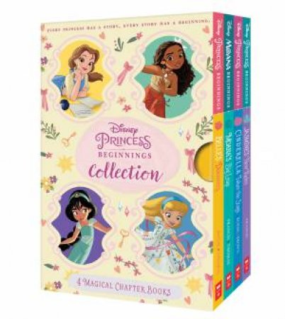 Disney Princess: Beginnings Collection by Various