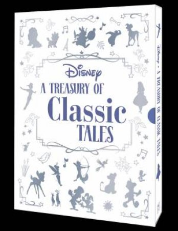 Disney Deluxe Treasury: A Treasury Of Classic Tales by Various