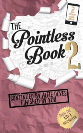 Pointless Book 2 by Alfie Deyes