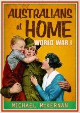 Australians At Home World War I
