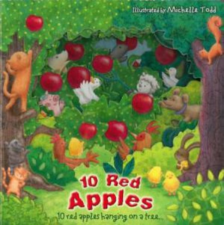 10 Red Apples by Various