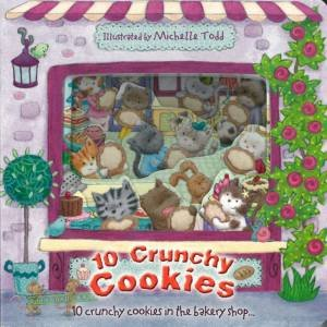 10 Crunchy Cookies by Various