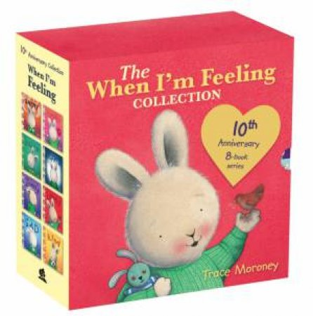 Whem I'm Feeling: 10th Aniversary Collection (8 Book Slipcase)