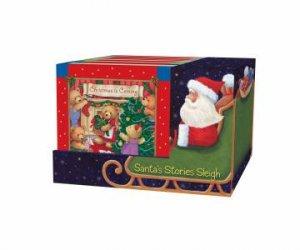 Santa's Stories Sleigh 6 Book Slipcase by Various