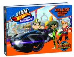 Deluxe Jigsaw Book: Team Hot Wheels: The Origin Of Awesome!  by Various