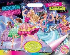 Barbie Rock'n Royals: Mega Activity Pad