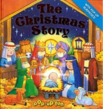 Christmas Story Pop Up Fun by Various
