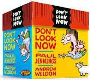 Don't Look Now: 4 Book Gift Box
