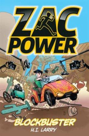 Zac Power: Blockbuster