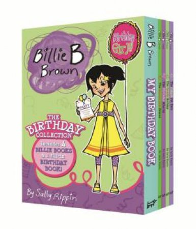 Billie B Brown: The  Birthday Collection