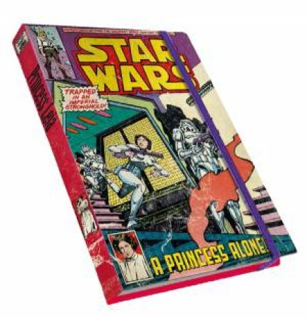 Star Wars Princess Journal by Various