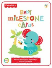 Fisher Price: Milestone Cards by Various