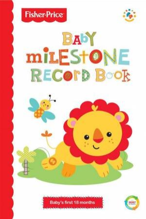 Fisher-Price: Baby Milestone Record Book