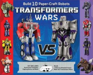 Transformers: Transformer Wars by Various